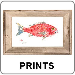 Fish Aye Trading Company - Prints