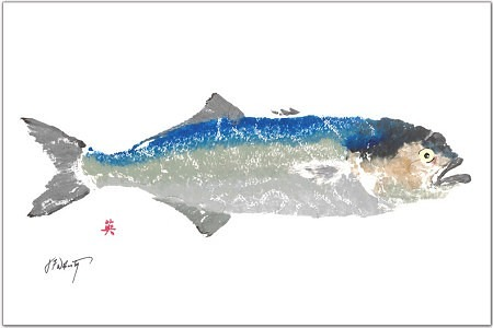 bluefish_placemat