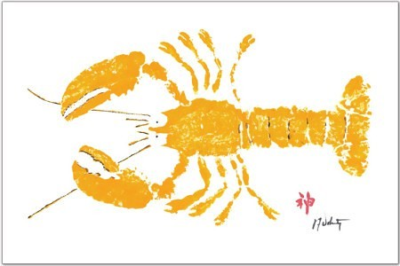 yellow_lobster_placemat