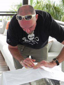 John work on fish