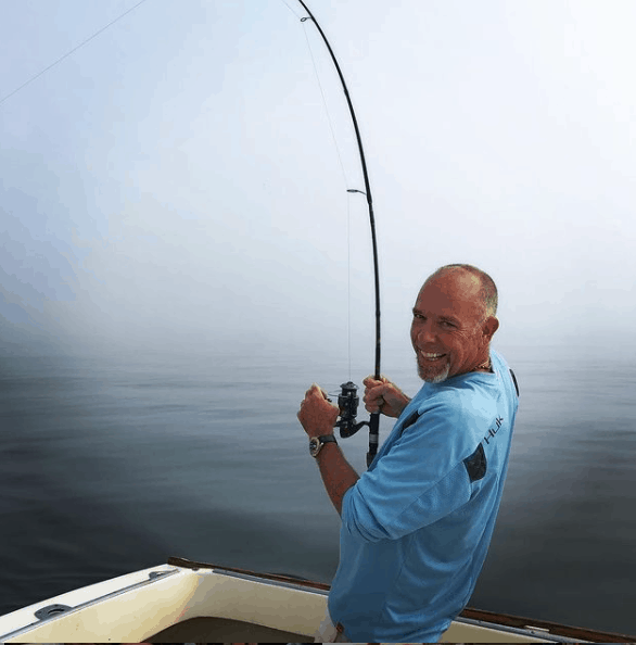 JD fishing